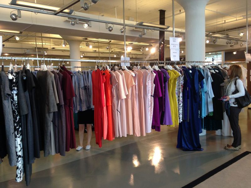 No One Is At the Hugo Boss Sample Sale, So You Should Be - Racked NY
