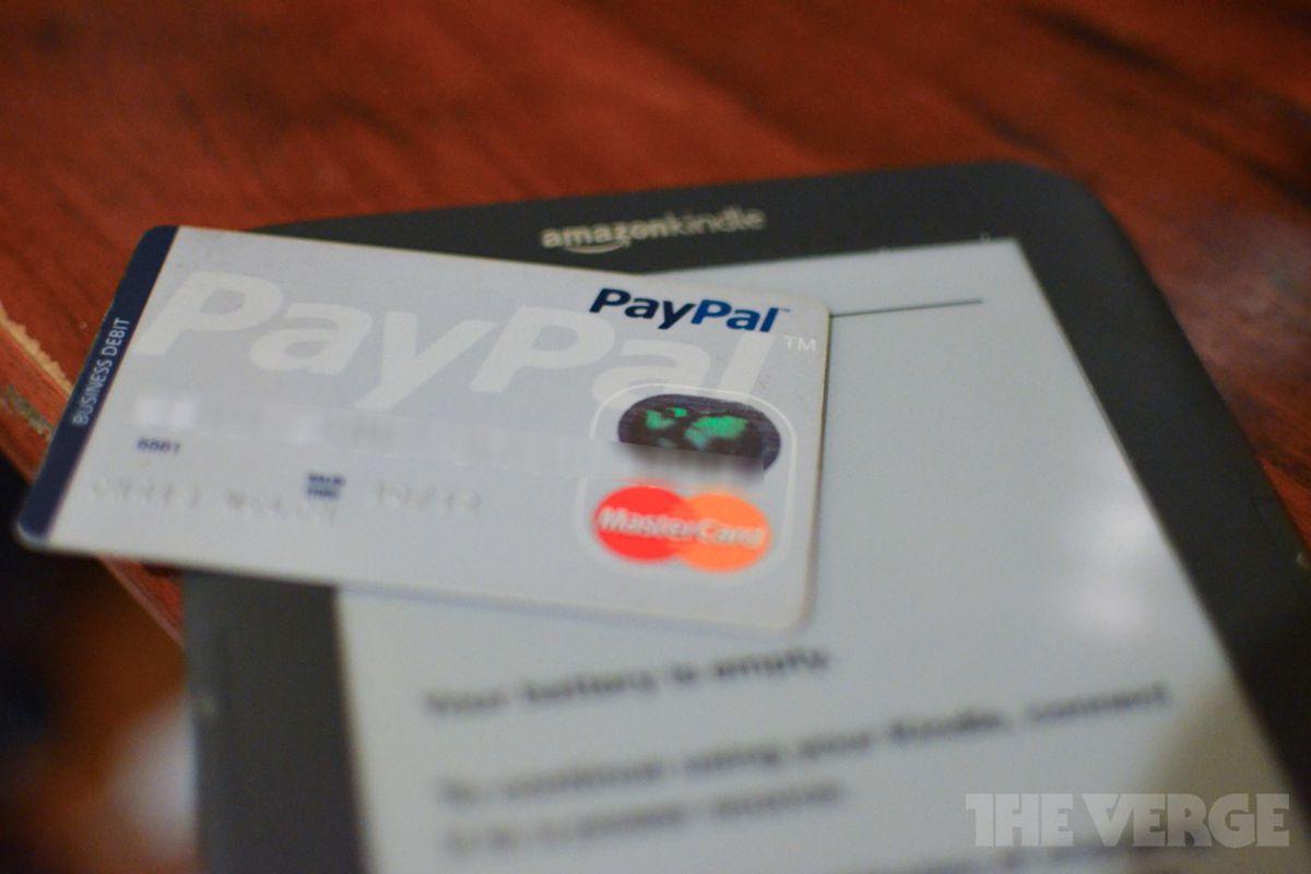 paypal ebook