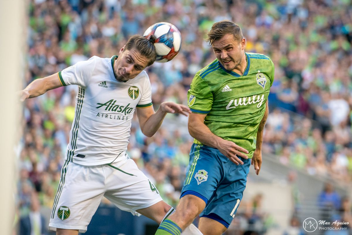 Sounders vs Timbers, updates: Seattle falls 2-1