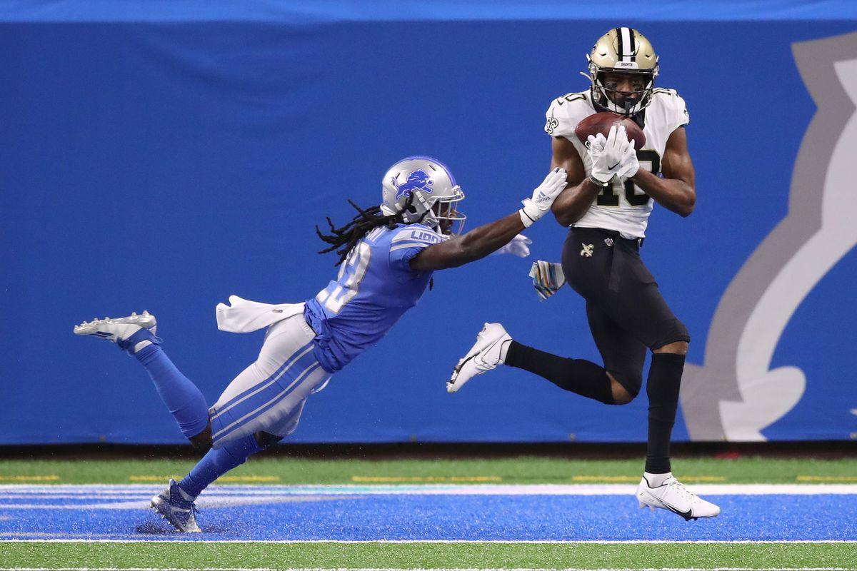 New Orleans Saints v Detroit Lions