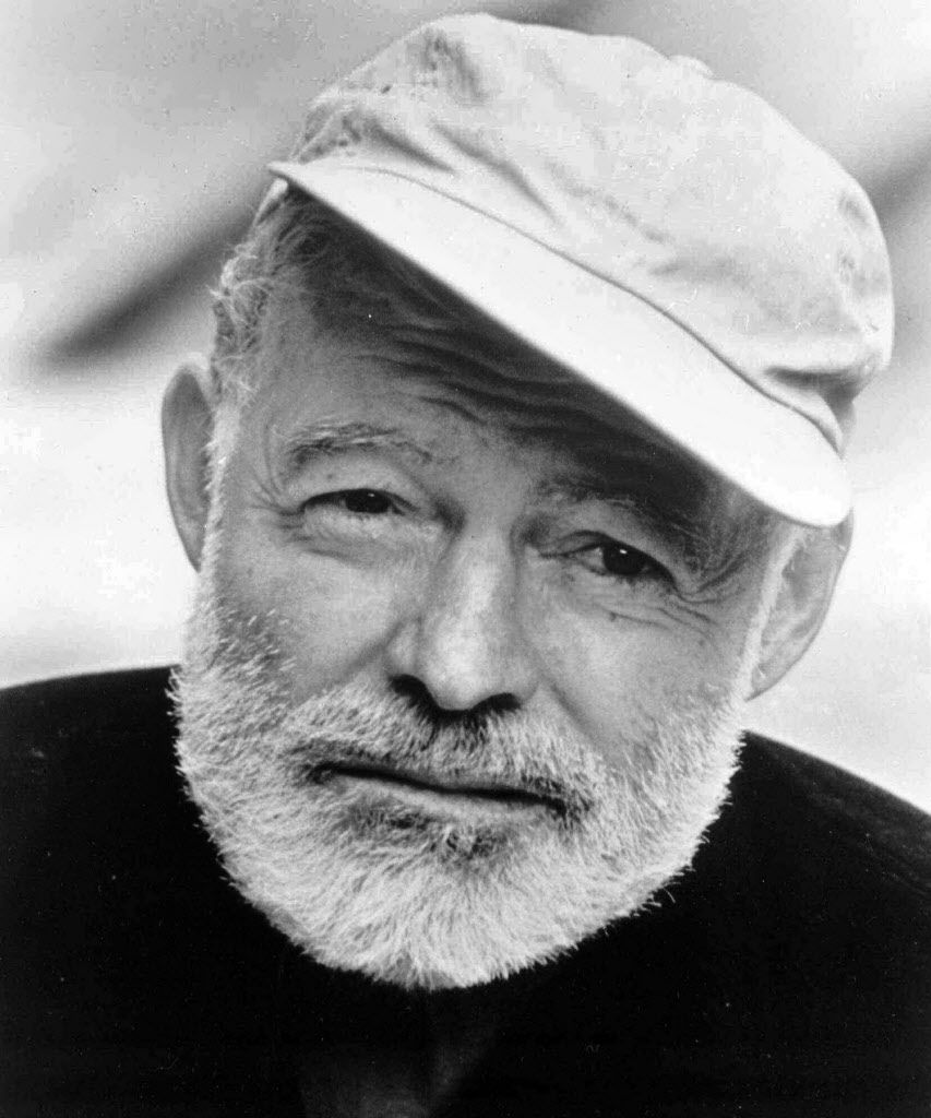 Author Ernest Hemingway is shown in this undated photo. (AP Photo)