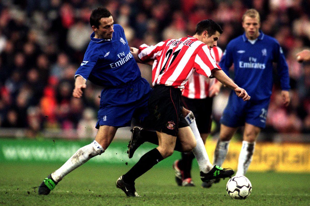 Soccer - FA Barclaycard Premiership - Sunderland v Chelsea