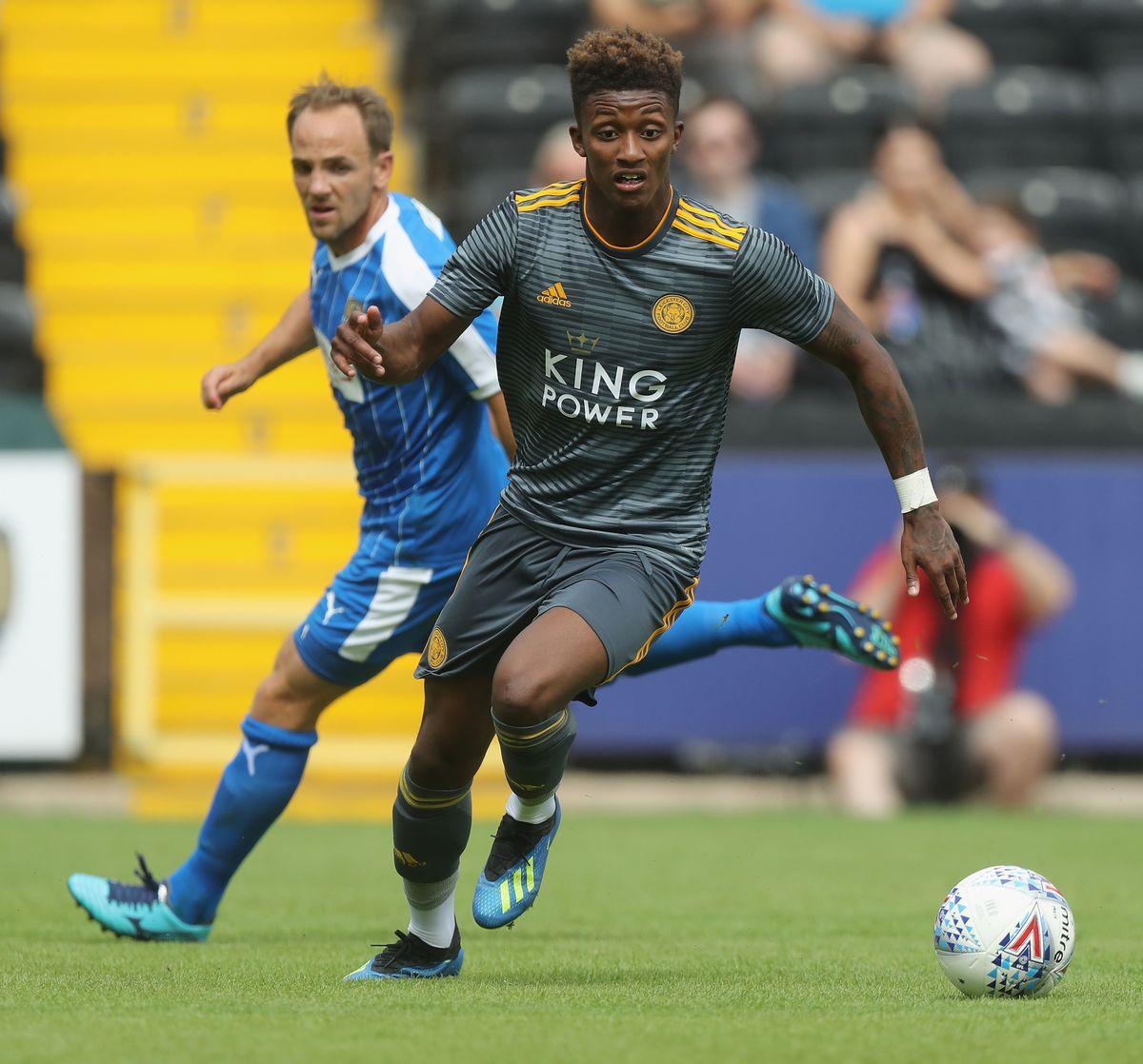 Notts County v Leicester City - Pre-Season Friendly