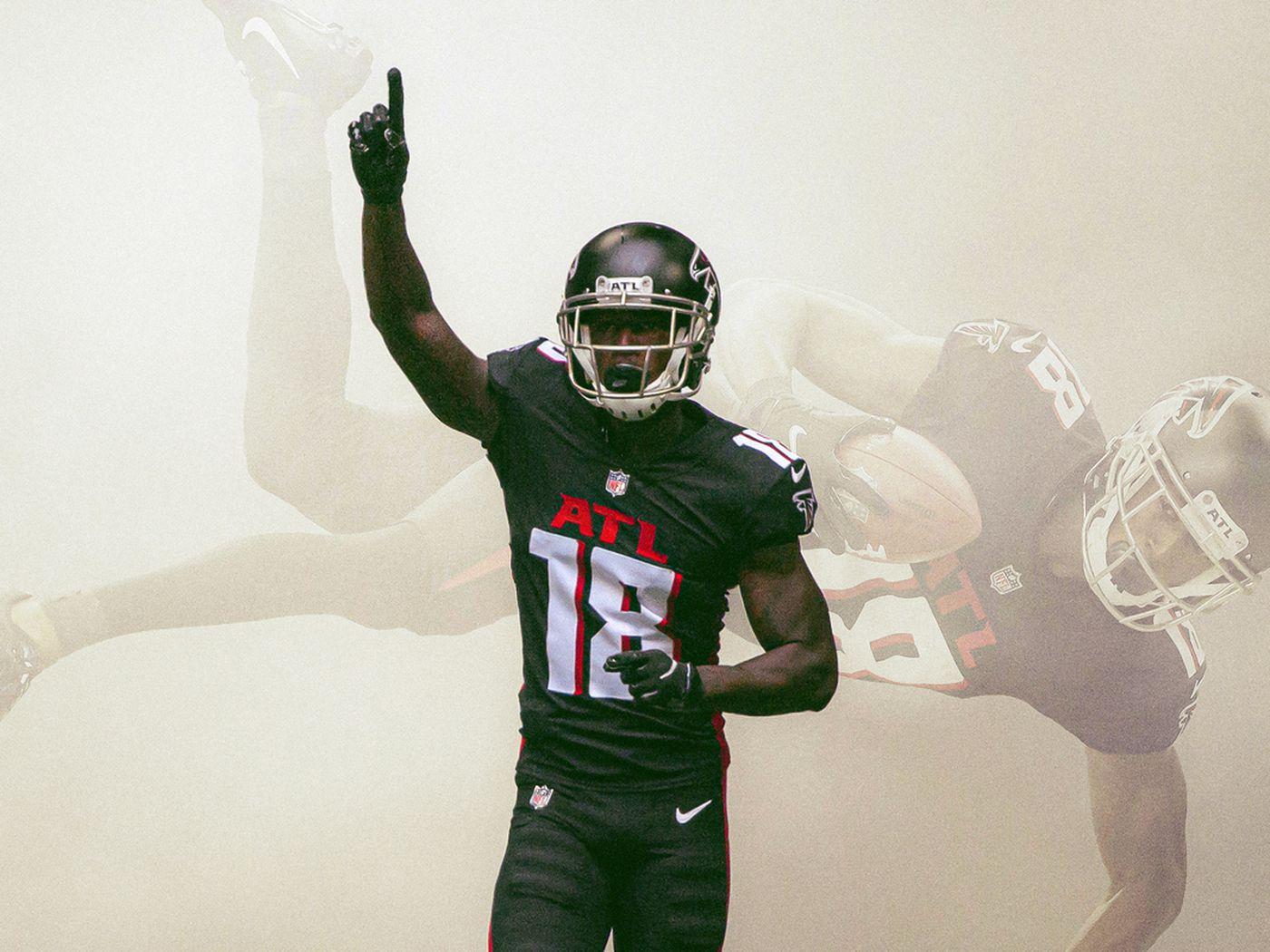 Calvin Ridley Atlanta Falcons NFL Game Jersey