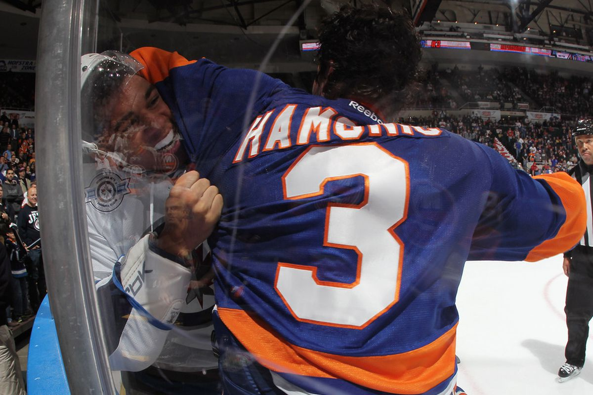 Alas, we don't get to see this battle tonight.