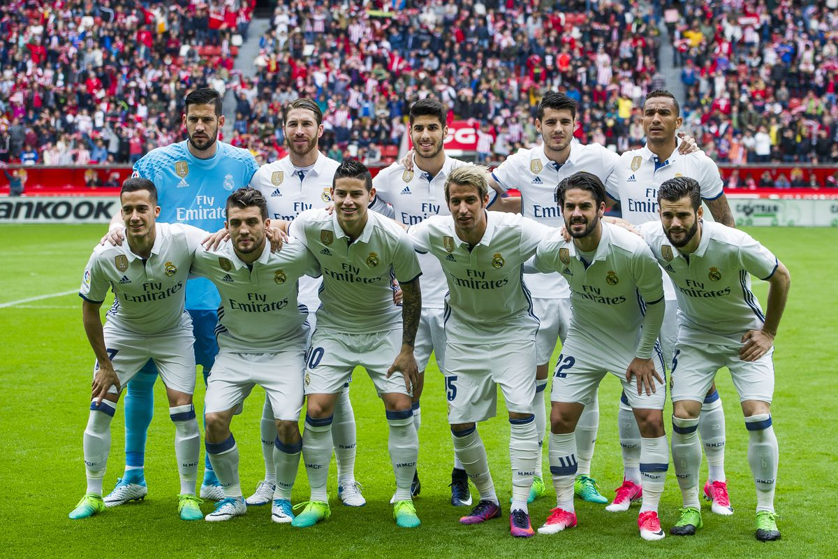 real madrid announce squad for champions league match against bayern