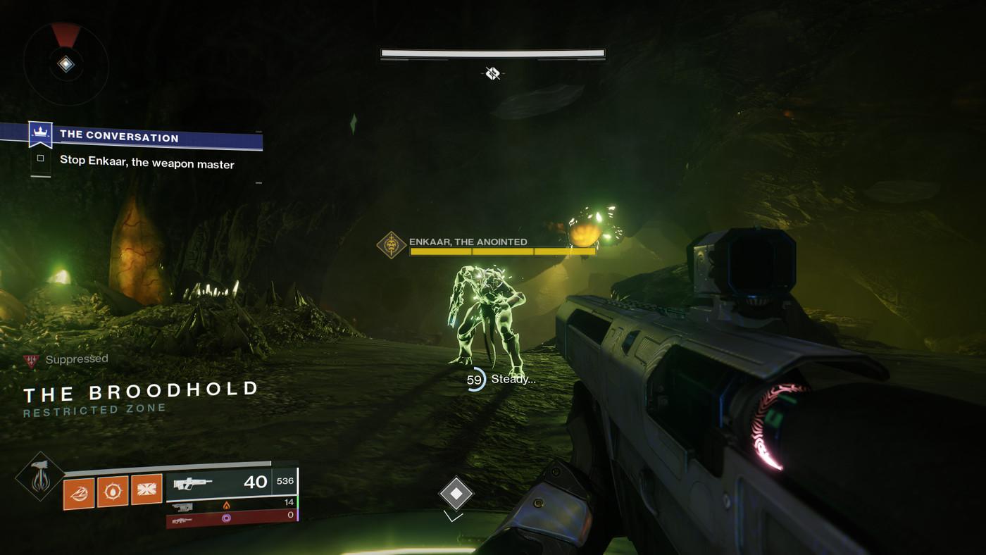 destiny 2 last word quest steps