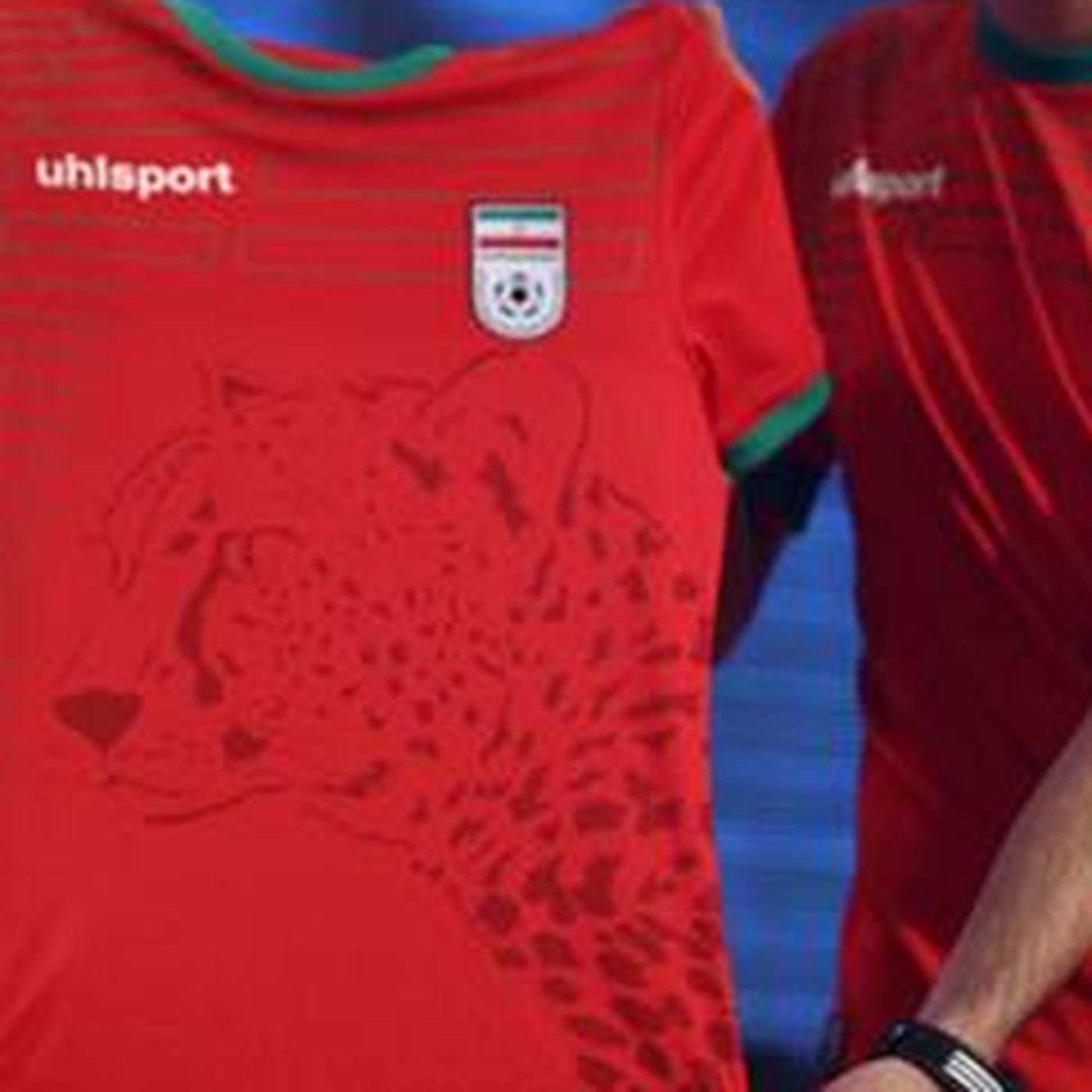 161b91a0a Iran s World Cup jerseys have a cheetah on them - SBNation.com