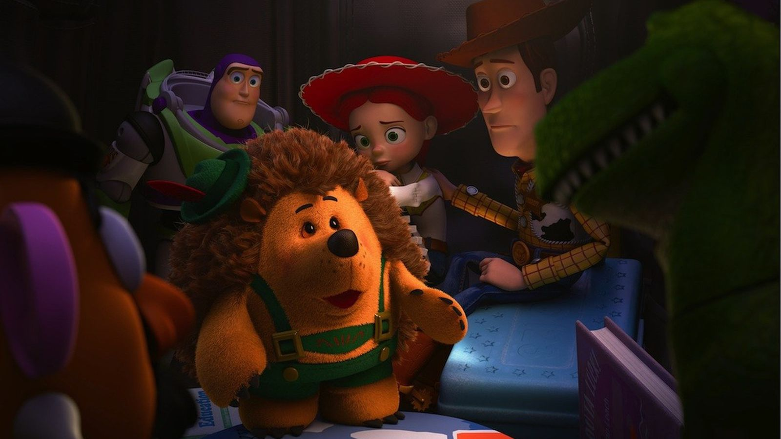 Watch Pixar Get Spooky In Its Toy Story Of Terror