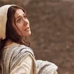 """Mary shown in an image from the new """"Life of Jesus Christ Bible Videos."""" They are a gift from the First Presidency, announced during the annual Christmas Devotional."""