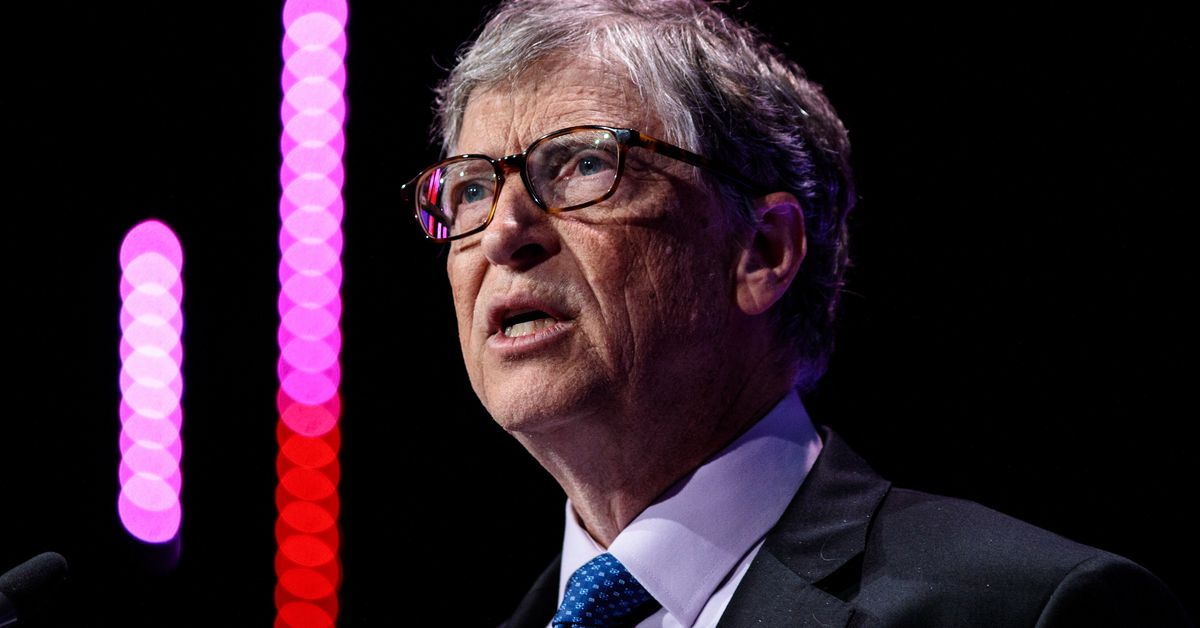 Bill Gates on better health data and better toilets