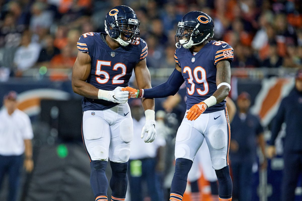 Only One Chicago Bear Makes The Cbs Sports Top 100 Nfl Players Of 2020 List Windy City Gridiron