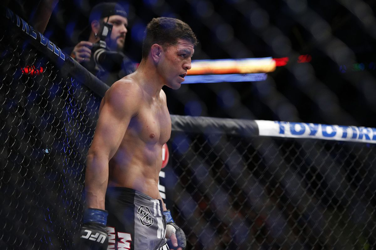 Nick Diaz's NAC penalty could be reduced to 18-month