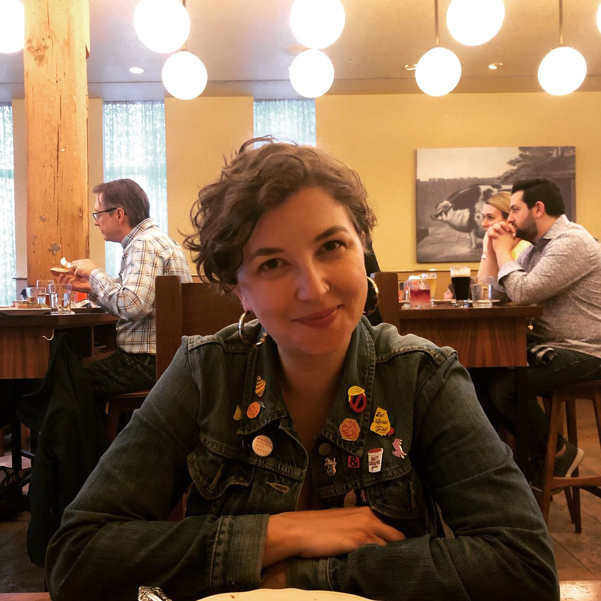 Pastry chef and Little Tart Bakeshop owner Sarah O'Brien