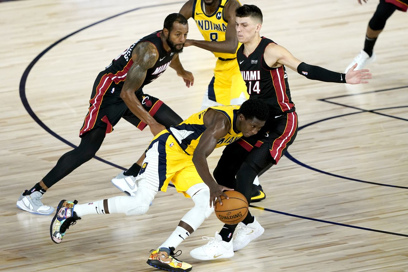 Miami Heat v Indiana Pacers - Game Two