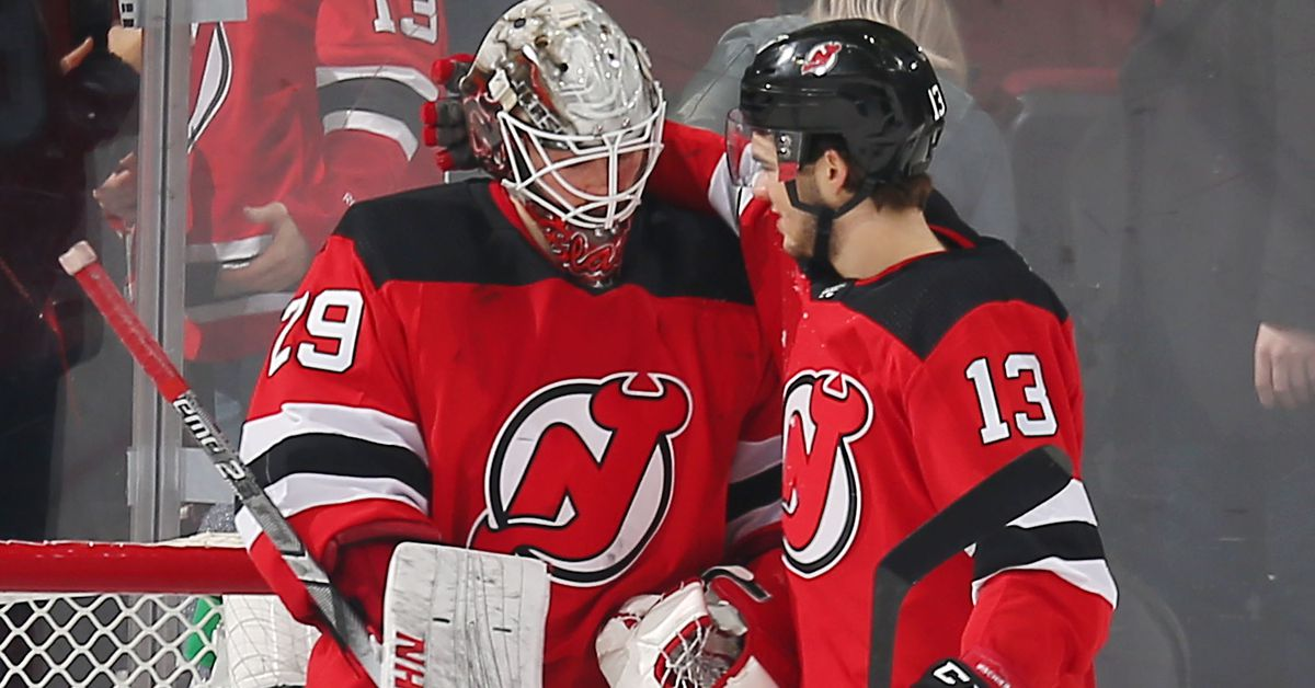 Introducing: The New Jersey Devils Studfinder