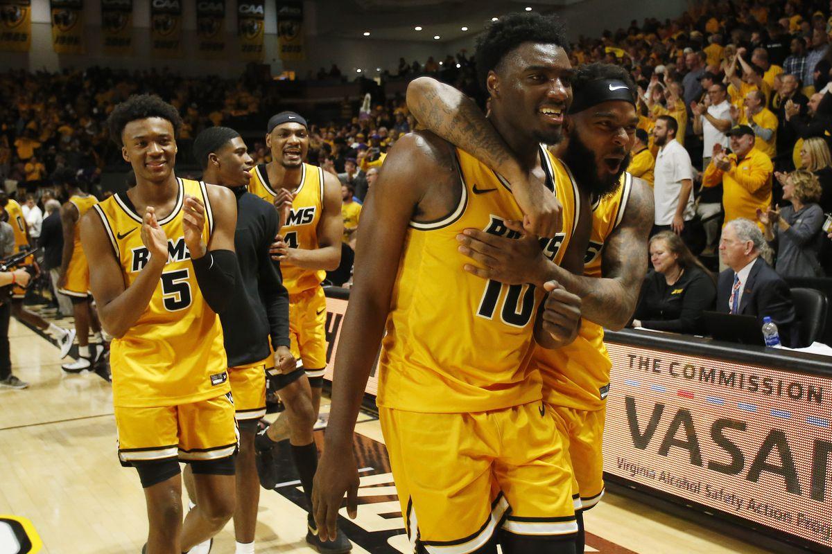NCAA Basketball: Louisiana State at VCU
