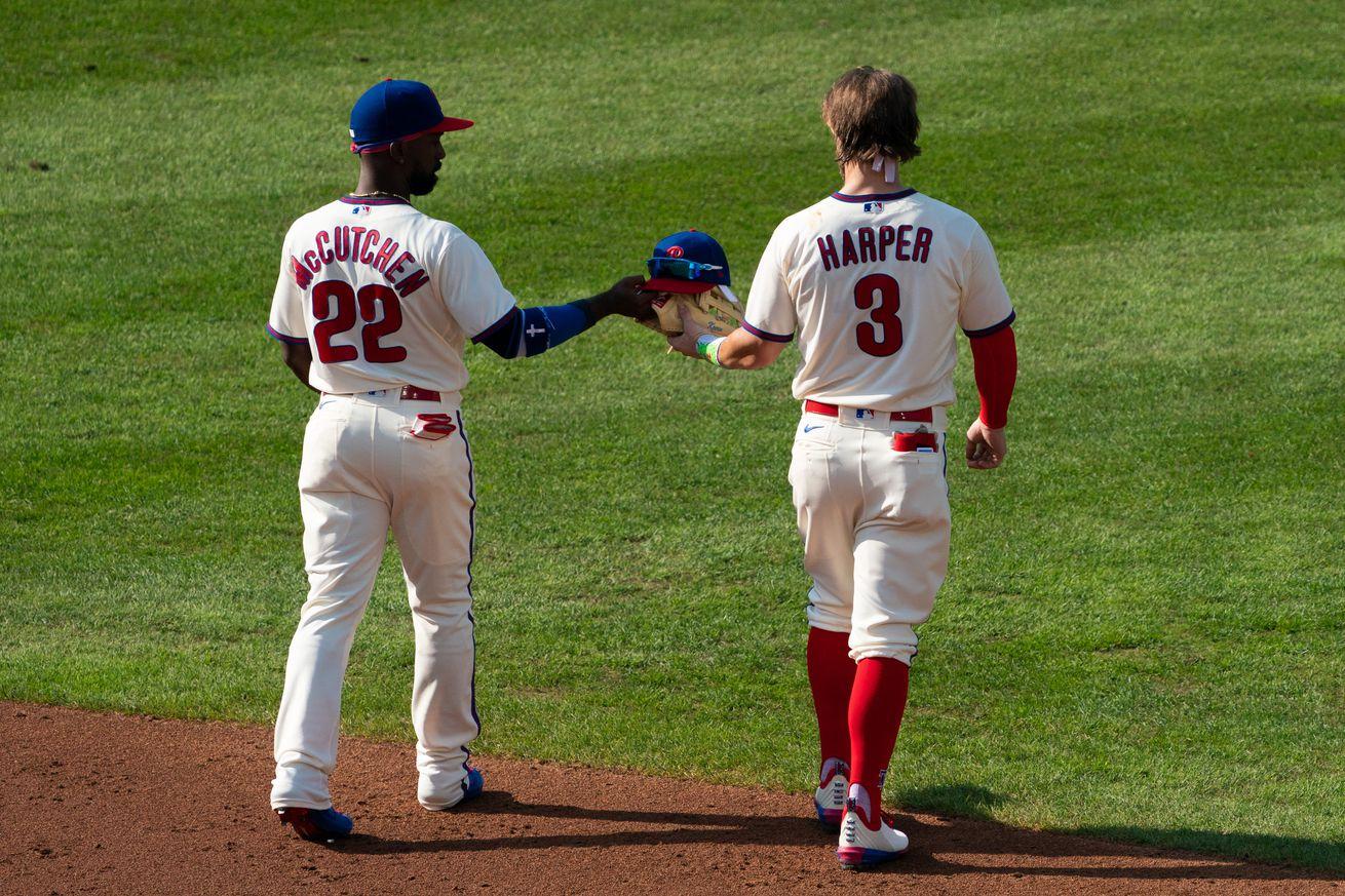 MLB: Game One-Boston Red Sox at Philadelphia Phillies