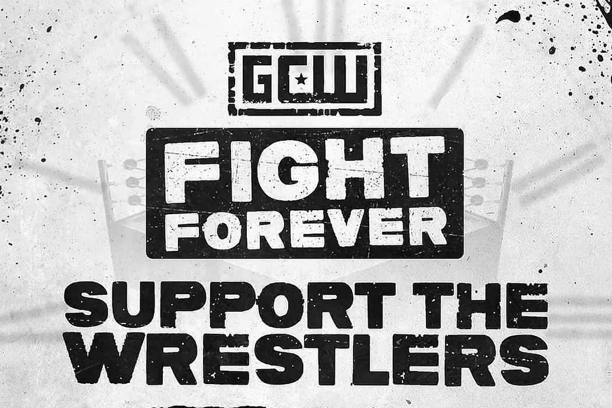 Poster for GCW Fight Forever