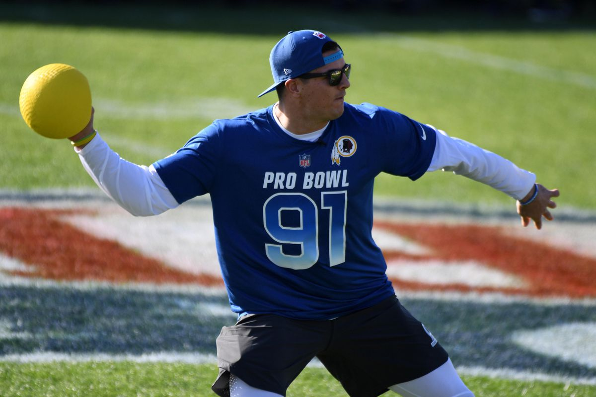 10 silly events the NFL should add to make the Pro Bowl Skills Showdown  even better 8c52ee148