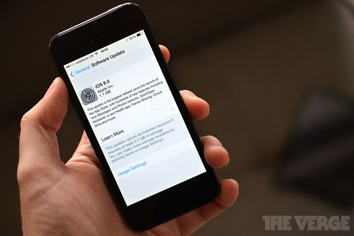 how to buy more storage on iphone ios 8 update may be big for your iphone or the 2148