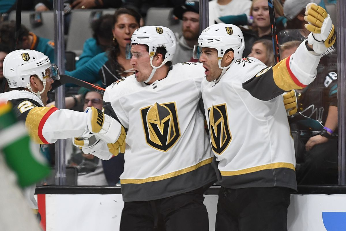 Vegas Golden Knights v San Jose Sharks - Game Two