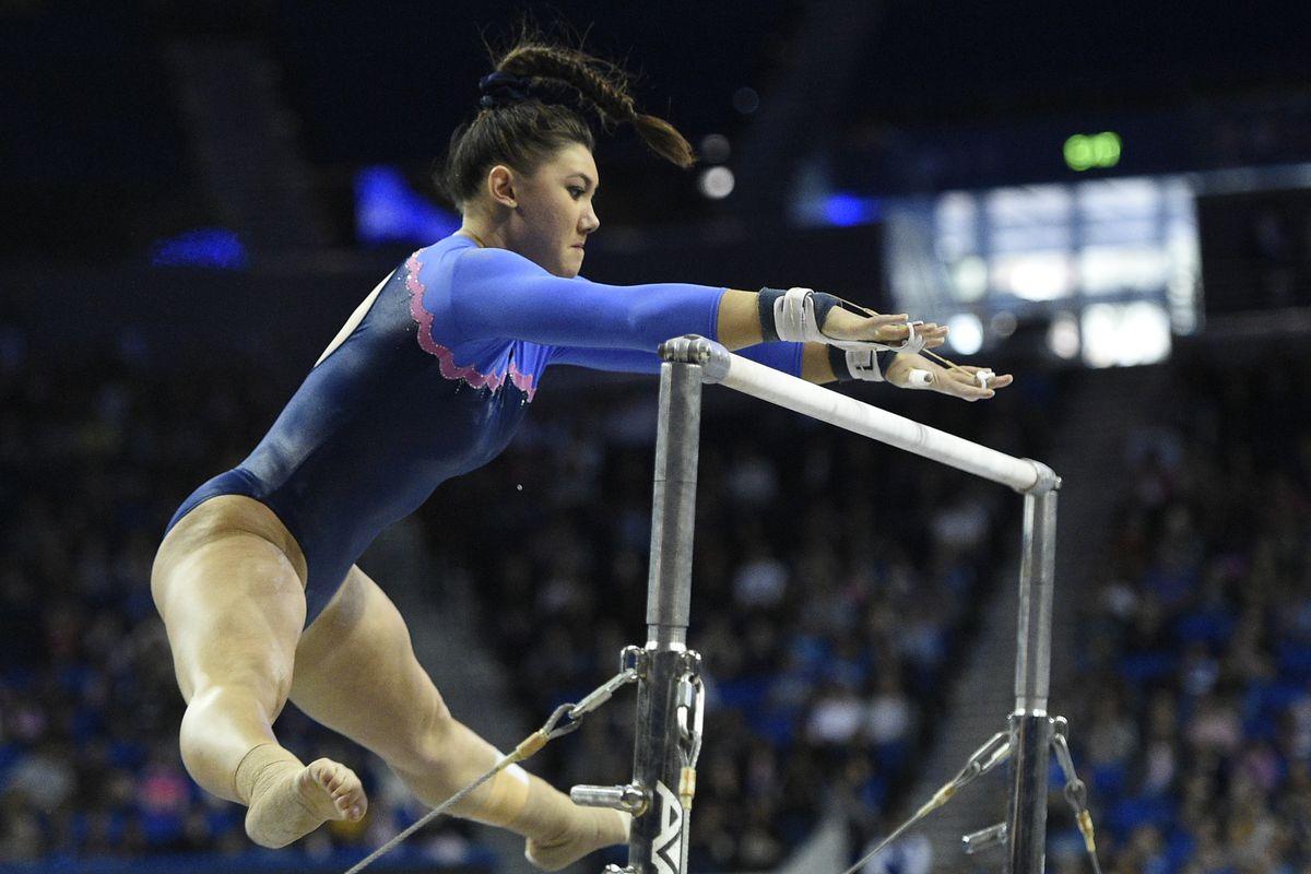 FloSports: FloGymnastics Stanford @ UCLA