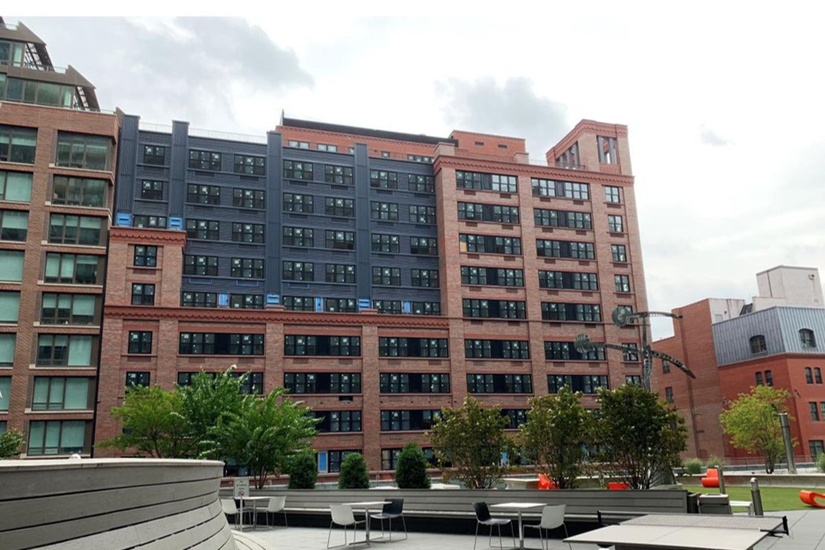 102 Affordable Apartments In Massive Hell S Kitchen Rental Now Up For Grabs