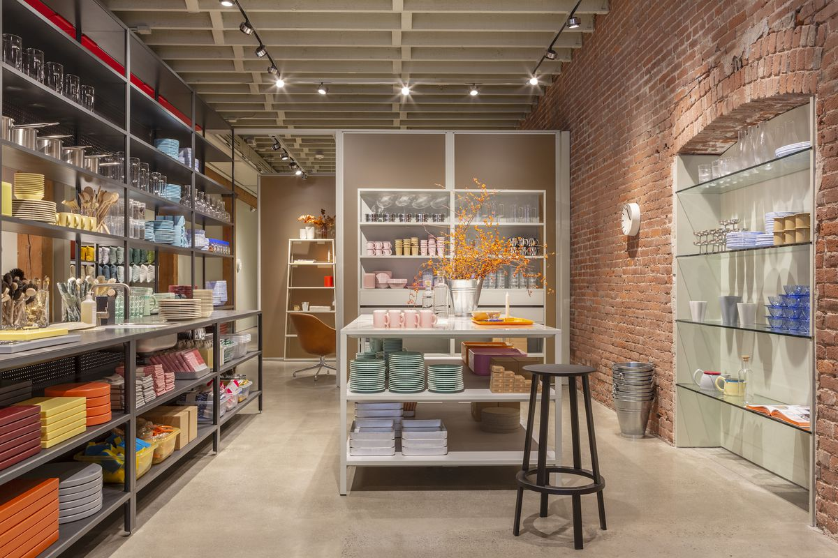 Hay S First U S Store Will Open In Portland Curbed