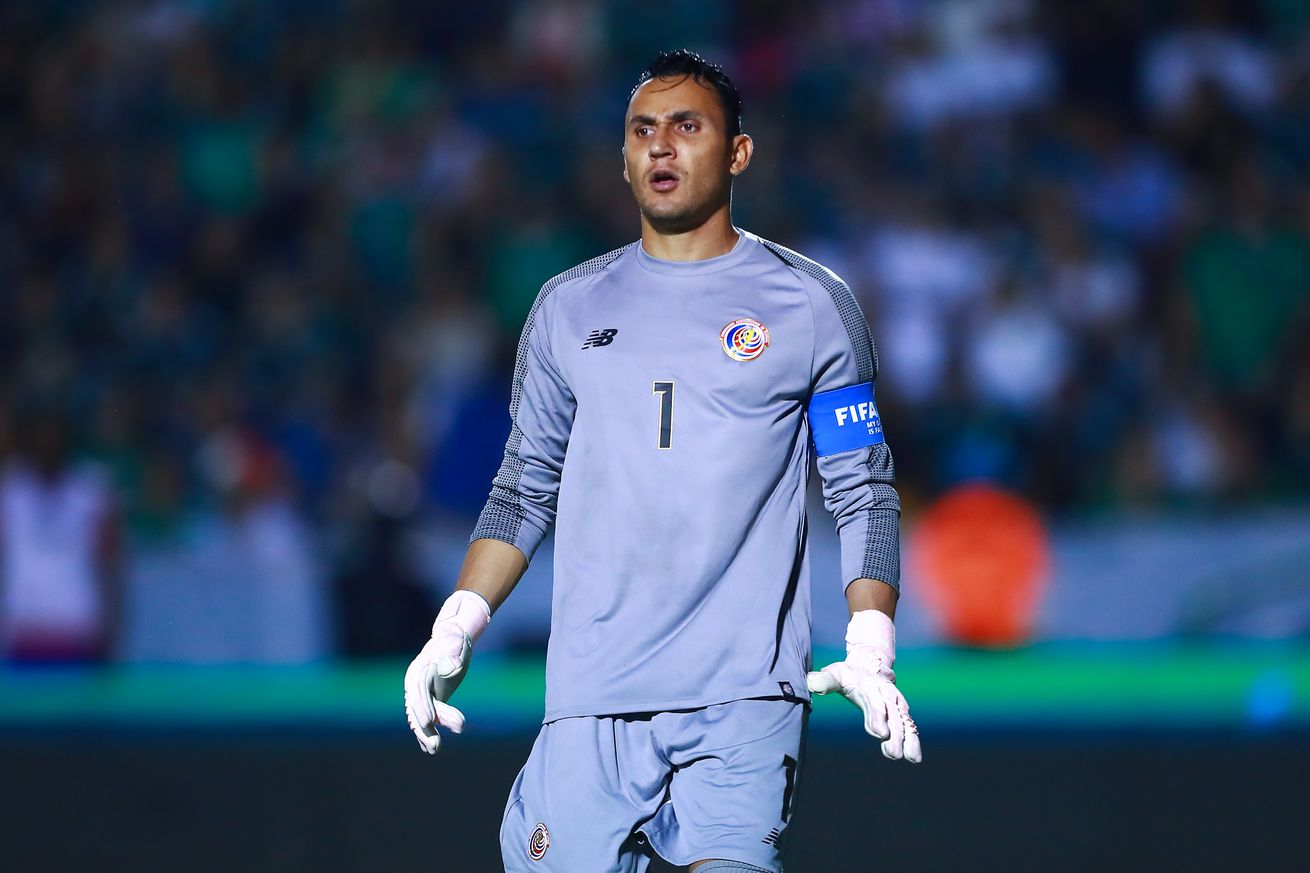 Real Madrid to extend Navas? contract until 2021