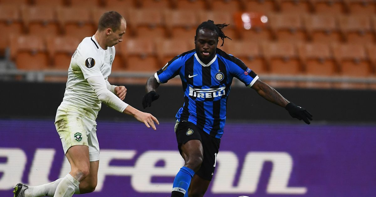 Romano: Inter Milan want a discount on Victor Moses, too
