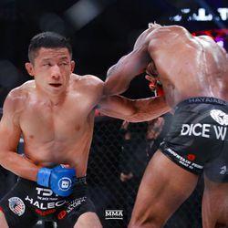 Kyoji Horiguchi vs Darrion Caldwell