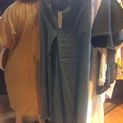 Rachel Comey Selects denim pants, $150