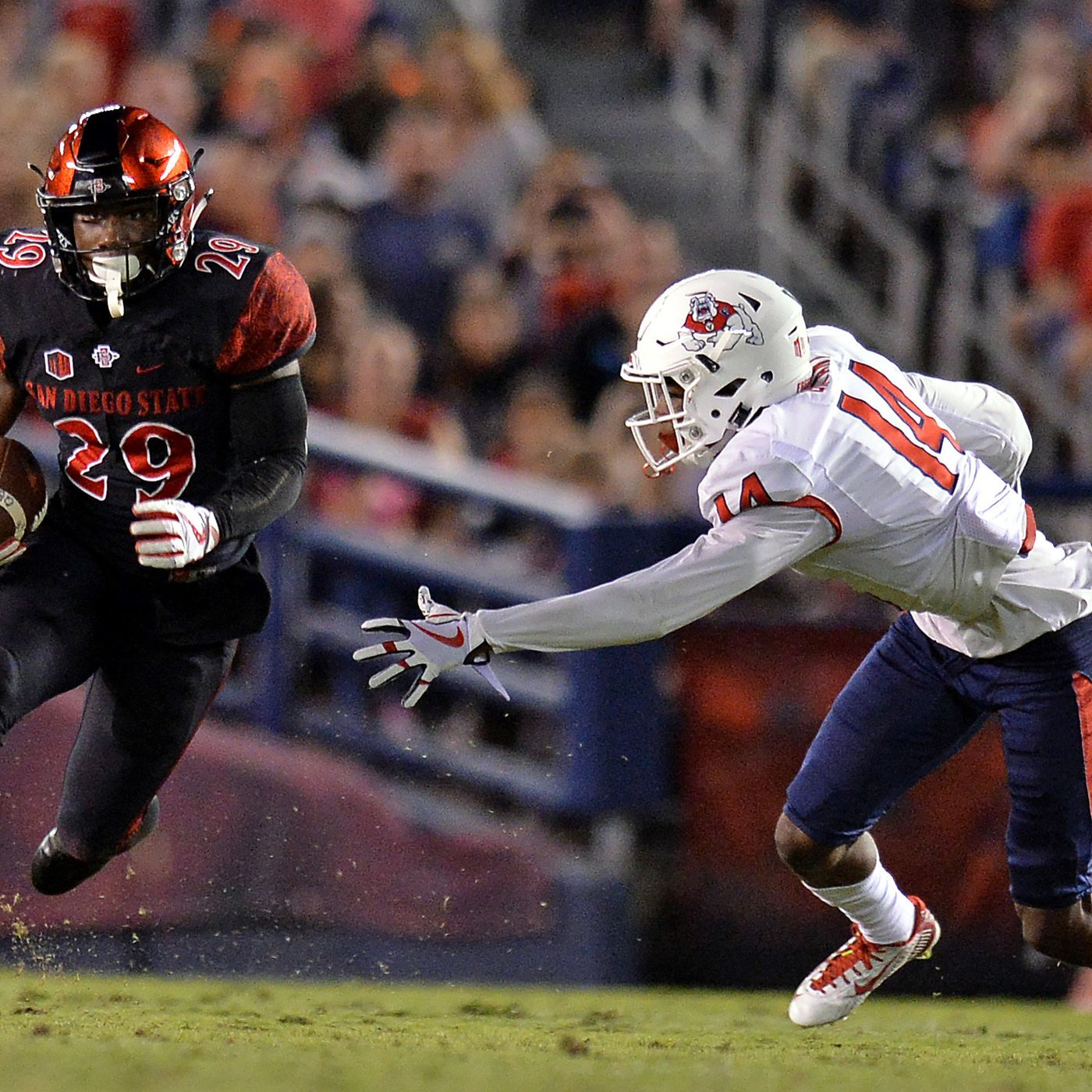 competitive price 64ec8 0d5b2 San Diego State football 2018 preview: Potential made real ...
