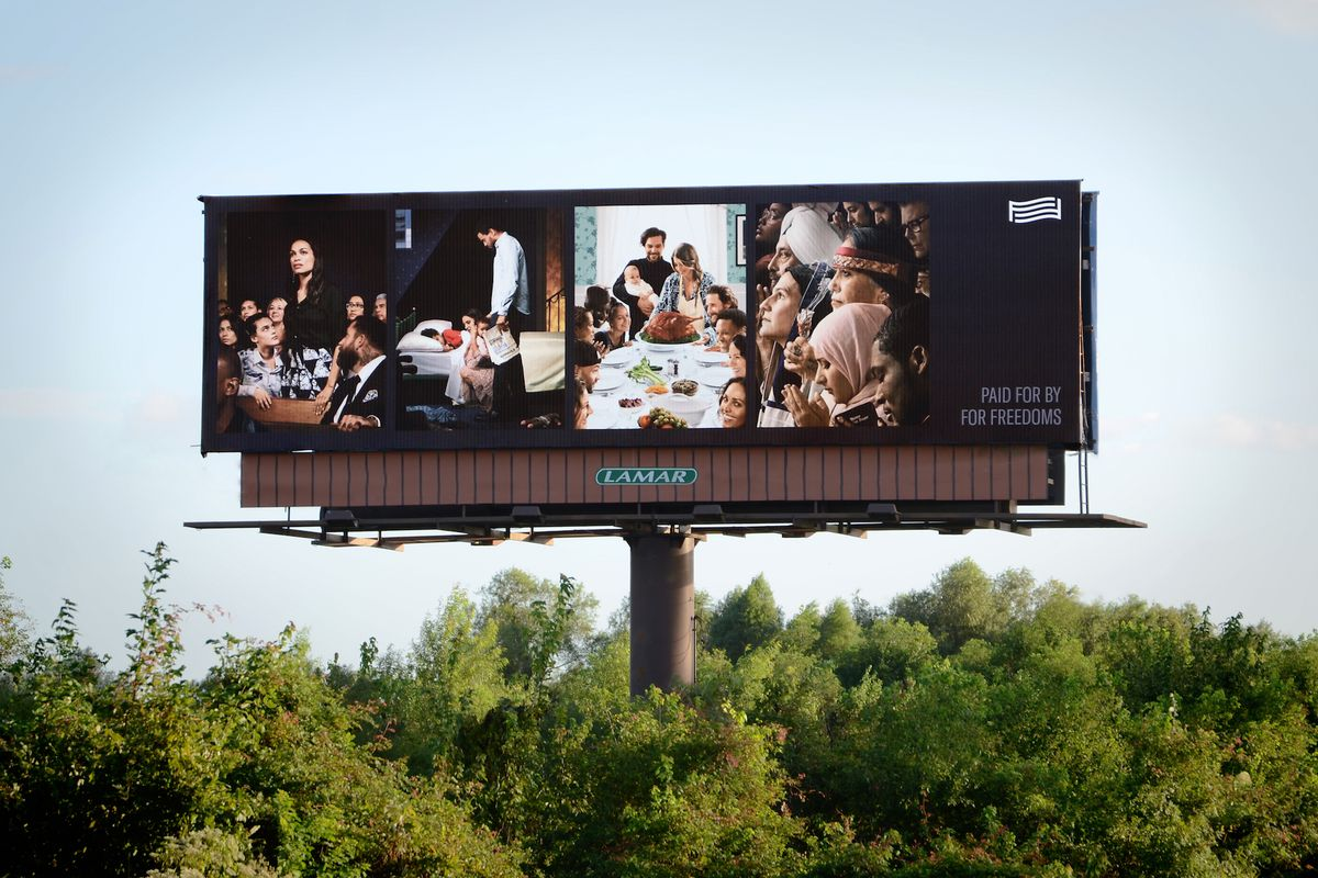 America S Largest Public Art Project Wants To Save Democracy