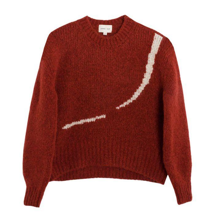 Paloma Wool red sweater
