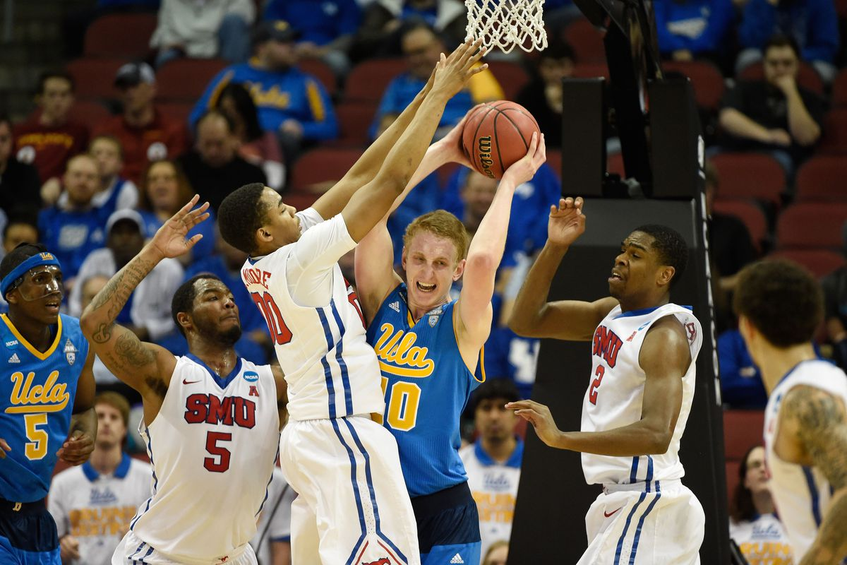 Thomas Welsh played his best when UCLA needed him most.