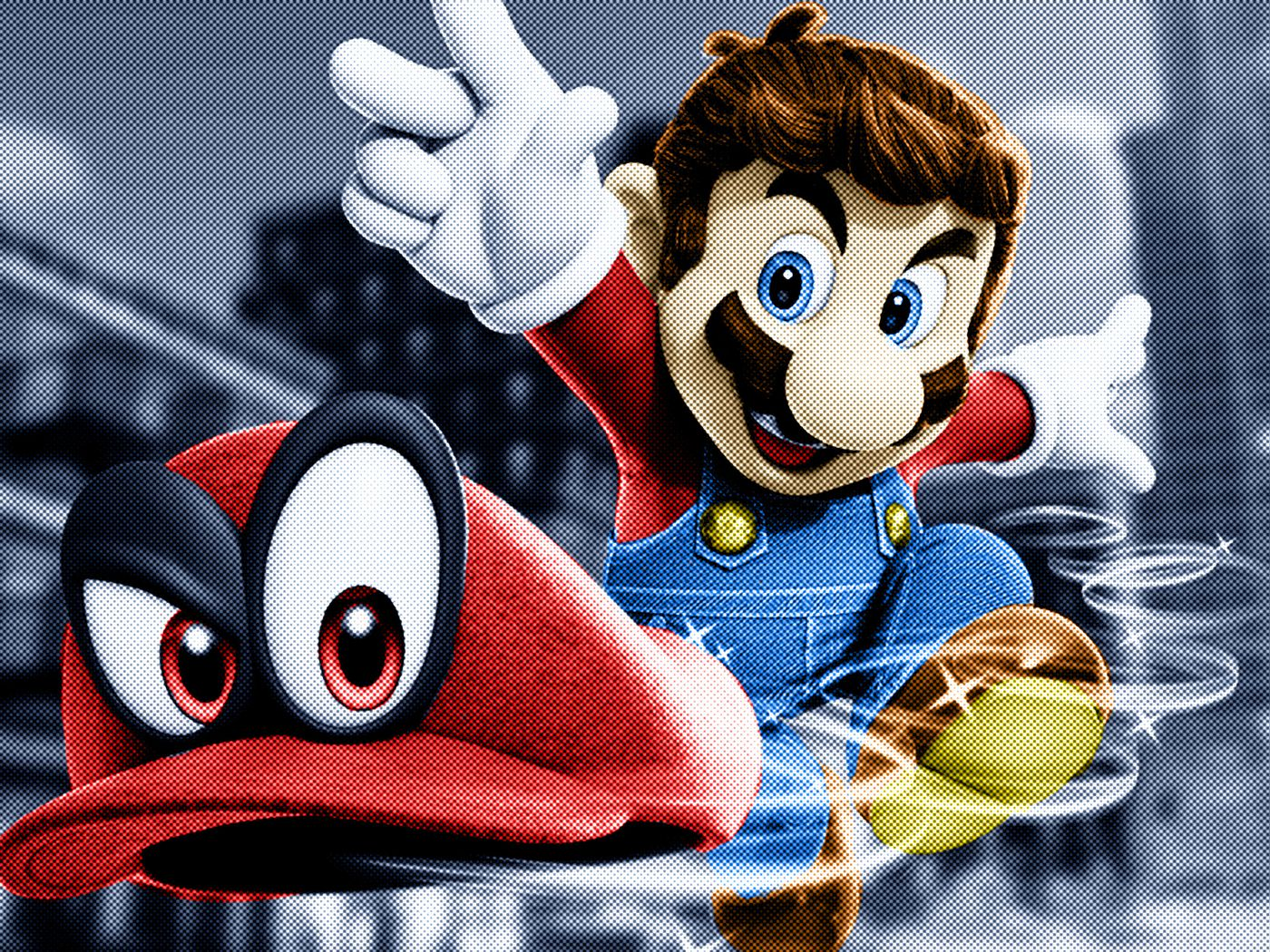 Why Super Mario Odyssey Might Be The Best Mario Game Ever The