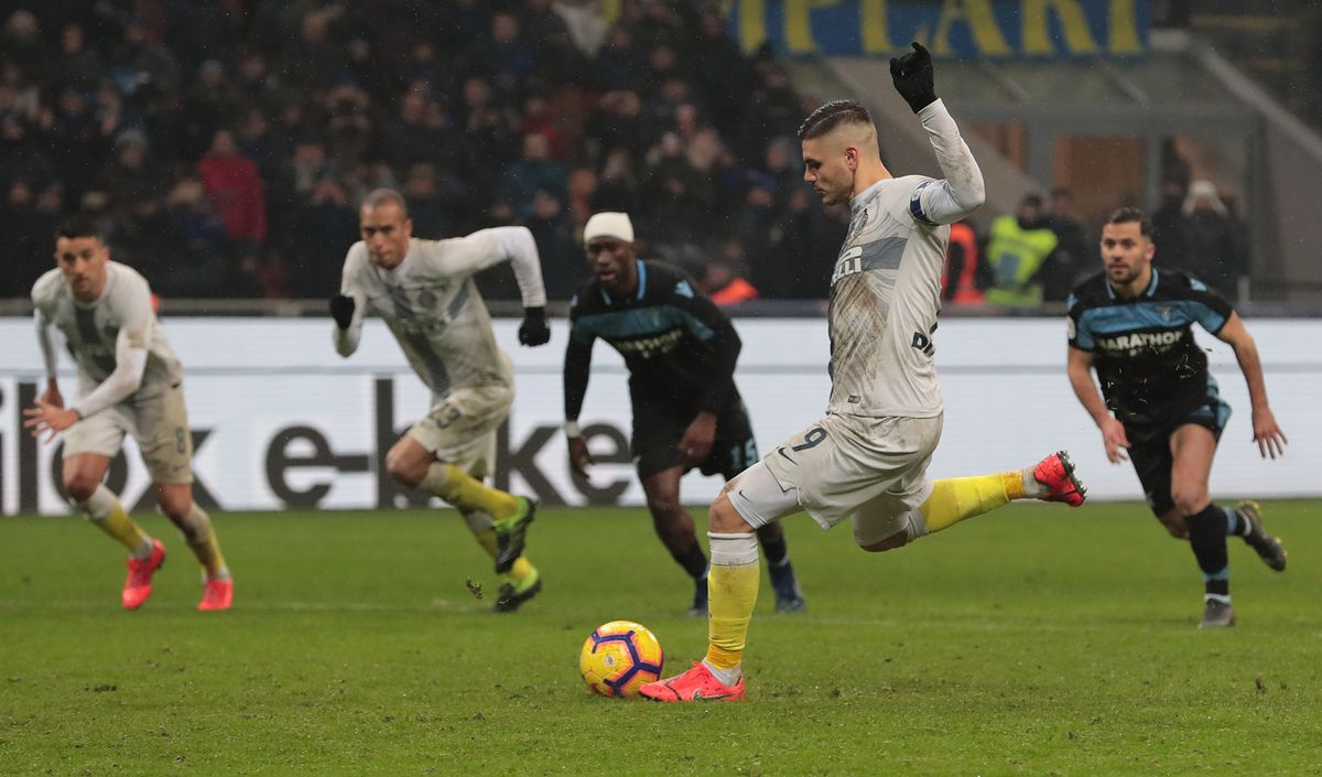 FC Internazionale v SS Lazio- Coppa Italia
