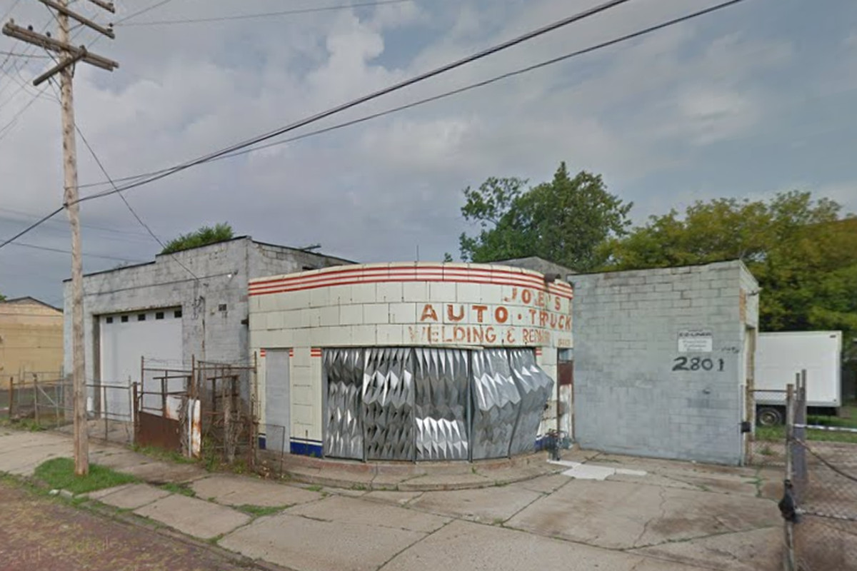 Lady of the House is slated to occupy former auto shop in North Corktown.