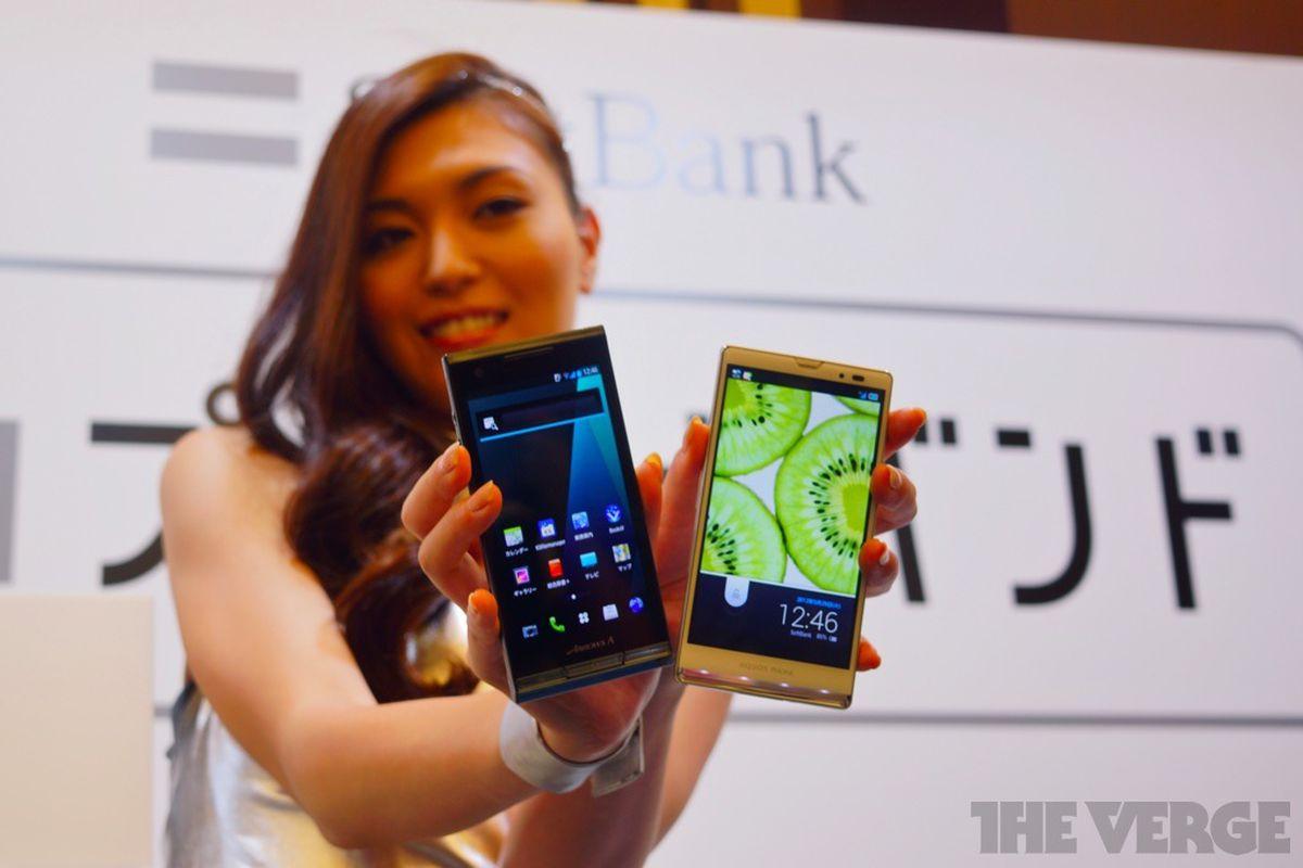 softbank summer lineup 2012