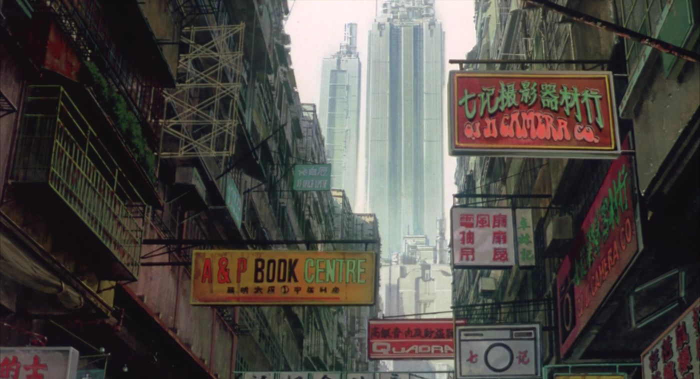 The Setting Is The Most Interesting Part Of The Original 1995 Ghost In The Shell Movie The Verge