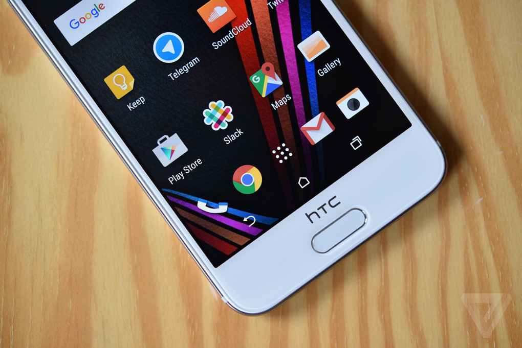 HTC One A9 hands-on photos