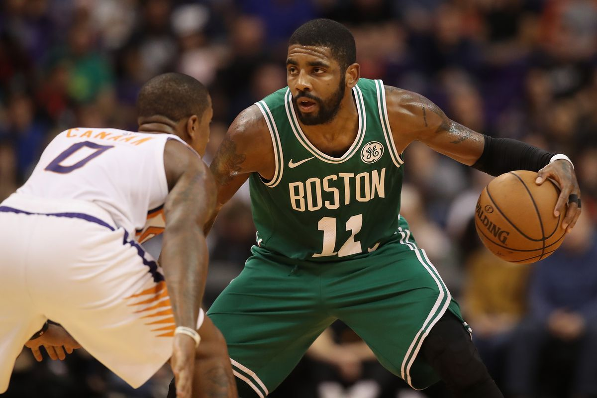 Kyrie Irving Saved Boston From a Sports Talk Radio ...Kyrie Irving
