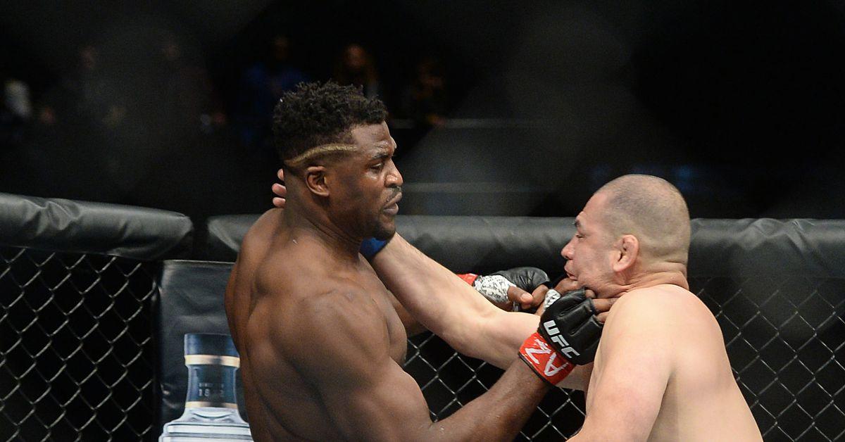 UFC on ESPN: Ngannou vs. Velasquez averages 1.46 million viewers