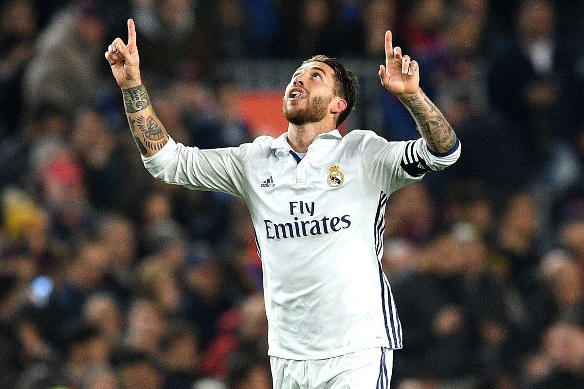 No footballer has ever been as clutch as Sergio Ramos SBNation