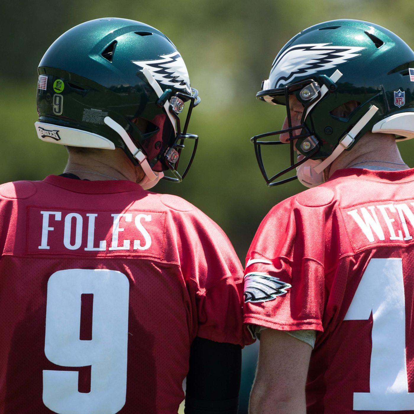 Eagles injury updates on Nick Foles ea00fb165