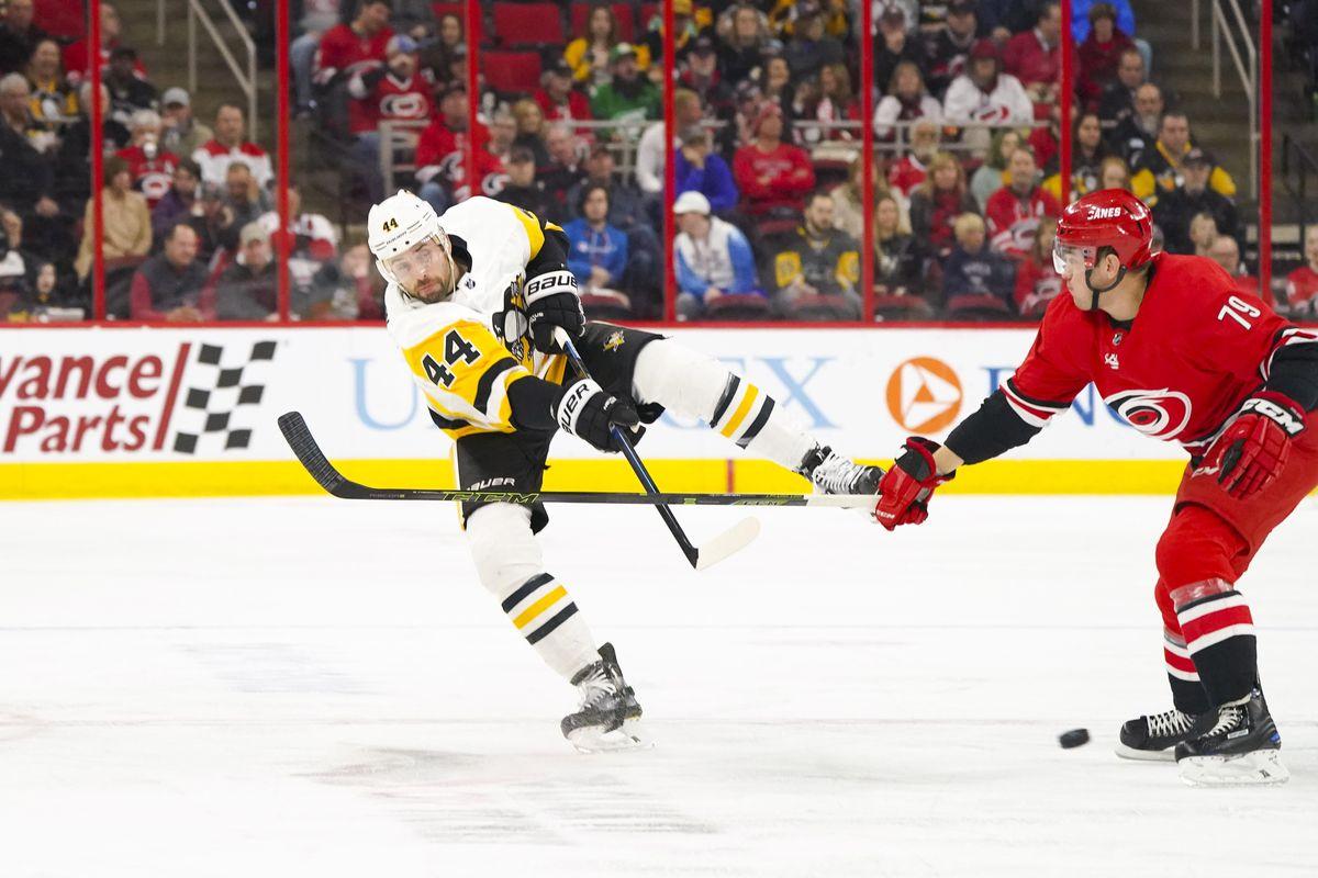 Analyzing Erik Gubranson's play for the Penguins