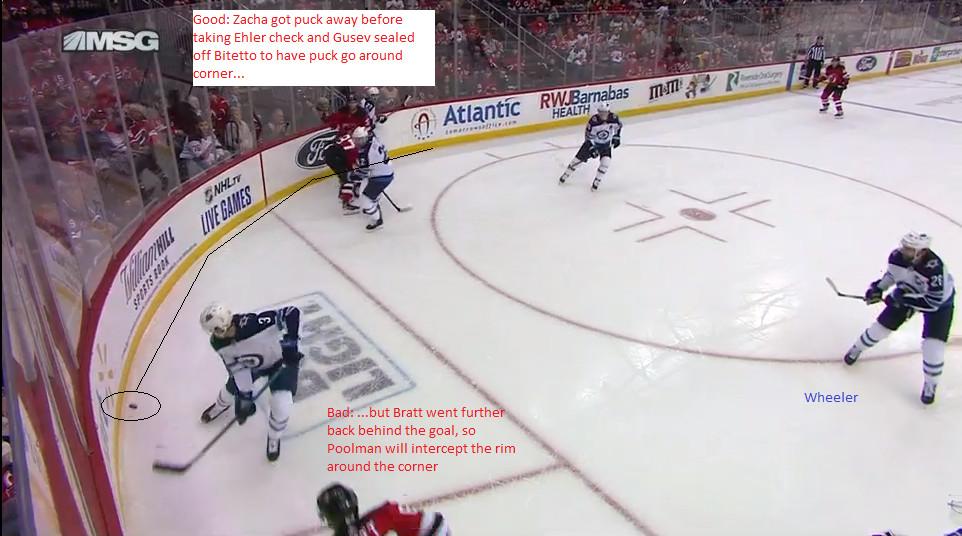 Part 5: Tucker Poolman intercepts the puck