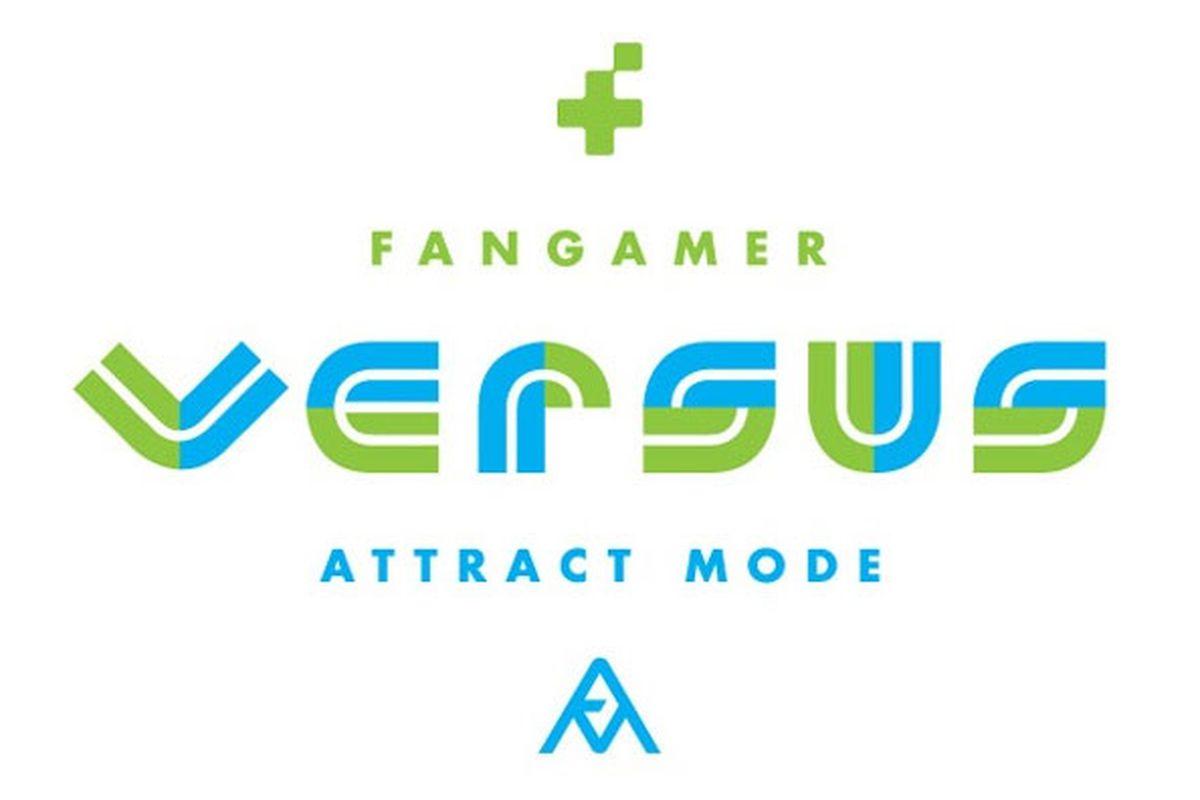 Fangamer VS Attract Mode